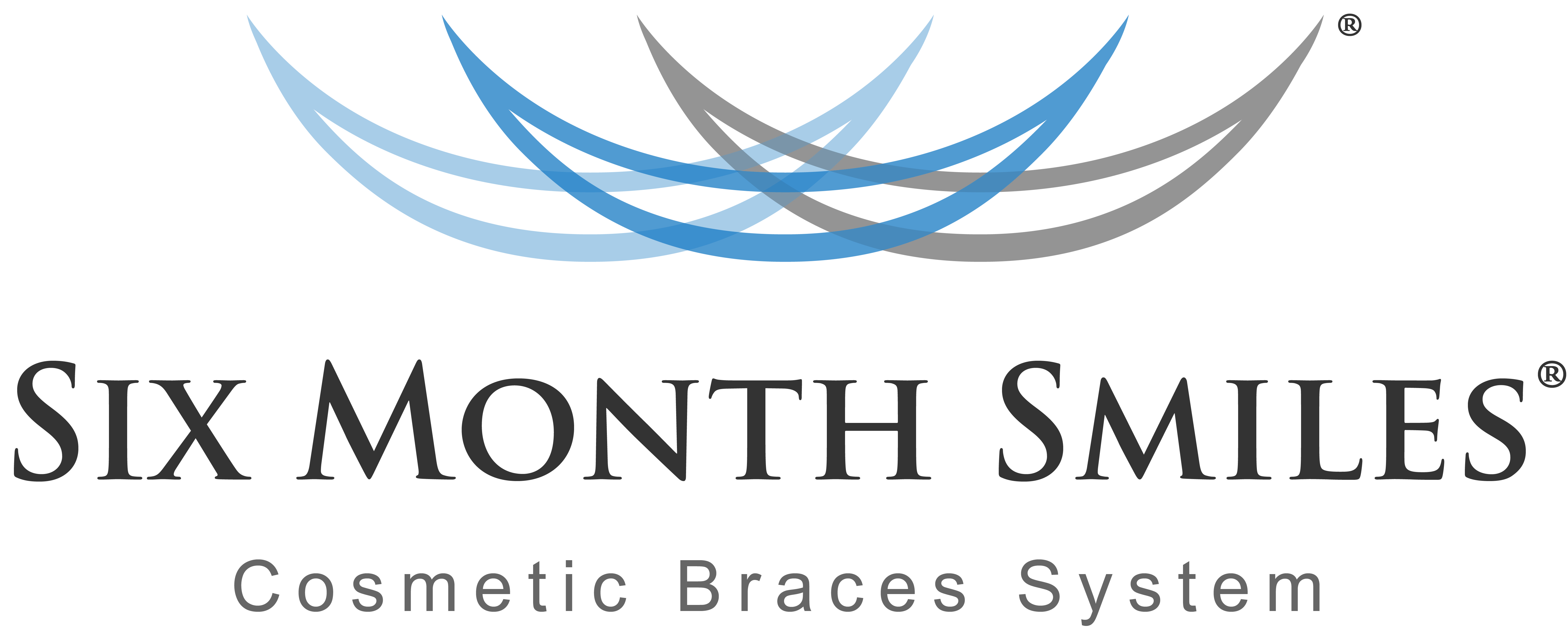 Six Month Smiles Cosmetic Braces System Logo