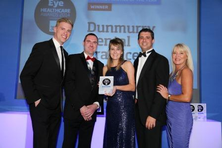 Press Eye - Belfast - Northern Ireland - 1st October 2014 - Picture by Kelvin Boyes / Press Eye.Business Eye Healthcare Awards 2014